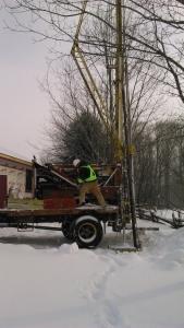 Drilling Wells
